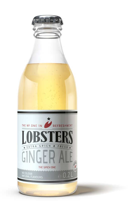LOBSTERS GINGER ALE - THE SPICY ONE